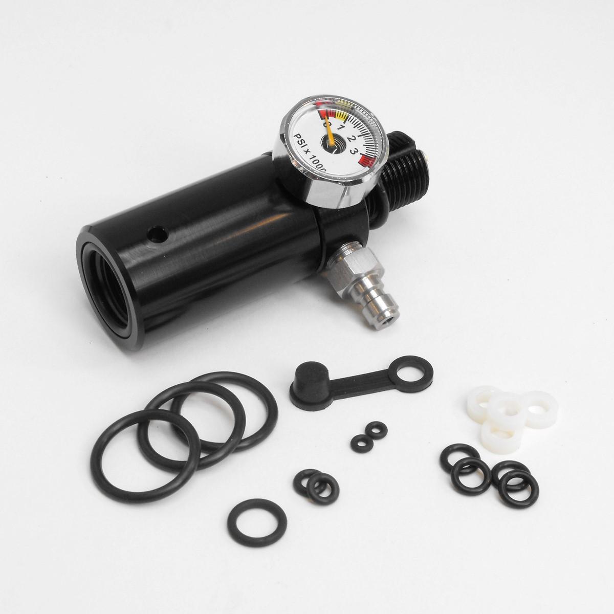 AIRGUN pression Regulator /& Guage /'Lane compatible MK10/' avec Webley EN4CER.